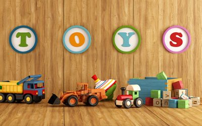 Four Car/Truck Loads of Toys