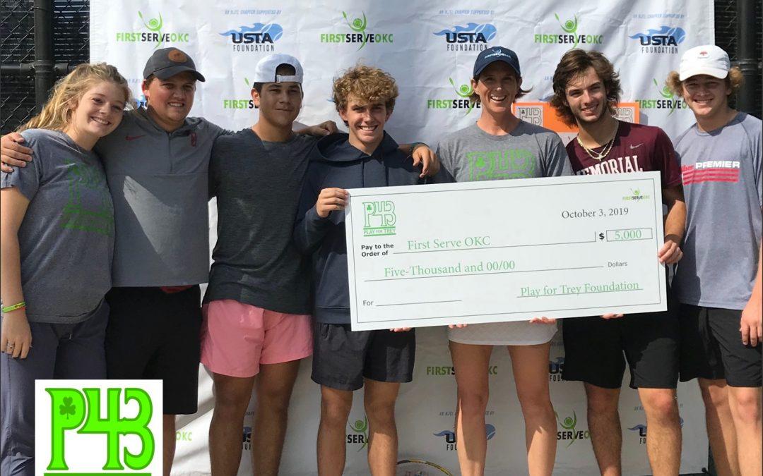 4th Annual Play for Trey Tennis Tournament