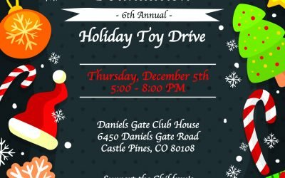 6th Annual Toy Drive