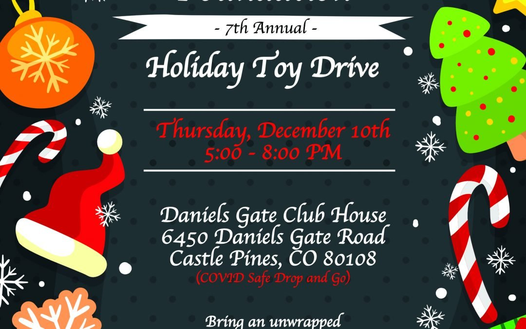 7th Annual Toy Drive